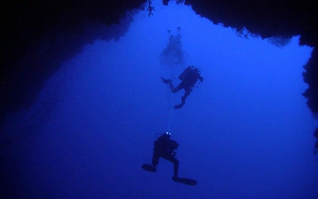 الثقب الازرق