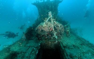 USS Liberty Wreck