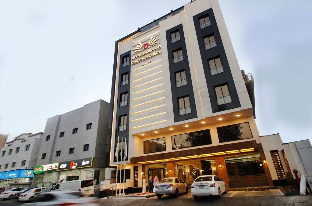 رحلة غوص جدة الرياض فندق ديوان ريزيدانس دورة بادي لغواص المياه المفتوحة